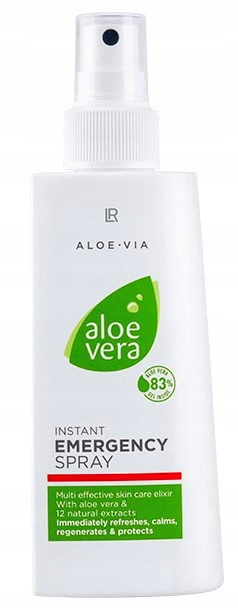 LR Aloe Vera Emergency Spray Do Pielęgnacji Ciała