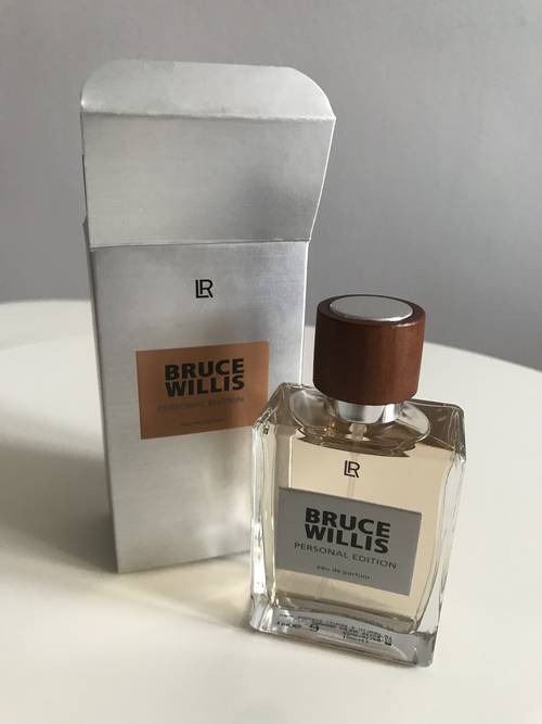 LR Bruce Willis perfumy personal edition