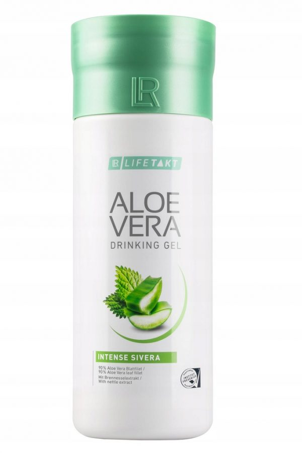 LR LIFETAKT Aloe Vera Drinking Gel Intense Sivera