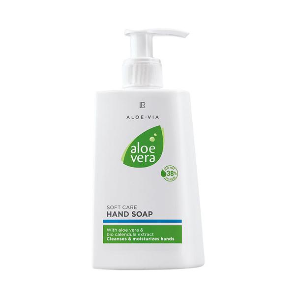 LR Aloe Vera łagodne mydło w płynie do rąk