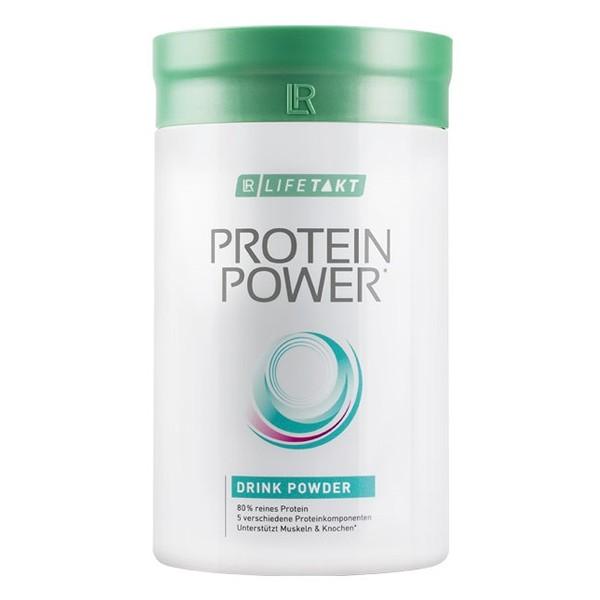 LR Lifetakt Figu Active Protein Power Napój proteinowy w proszku o smaku waniliowym