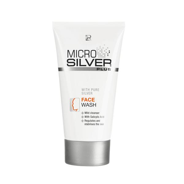Krem do mycia twarzy Microsilver Plus