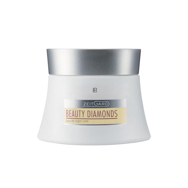LR ZEITGARD Beauty Diamonds krem na noc