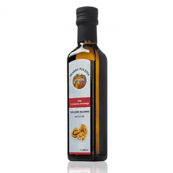 Olej z orzecha włoskiego