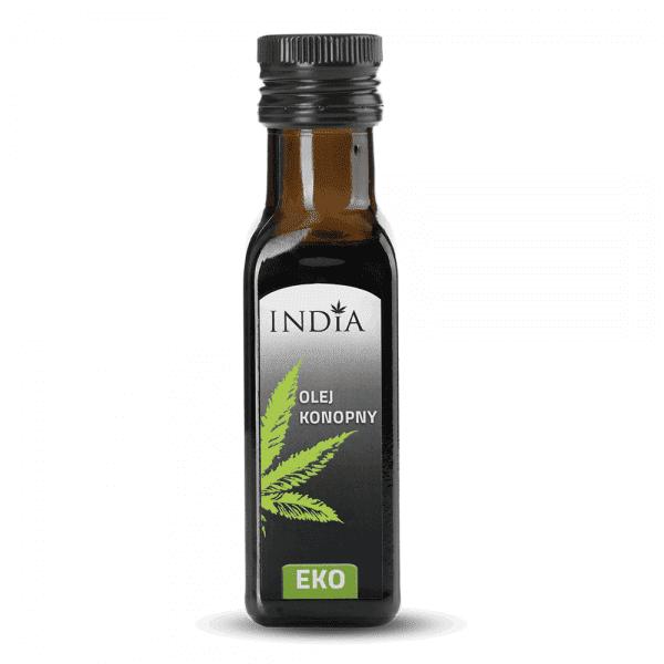 Naturalny olej konopny EKO