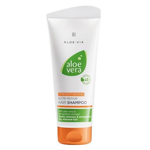 LR ALOE VIA Nutri Repair szampon do włosów