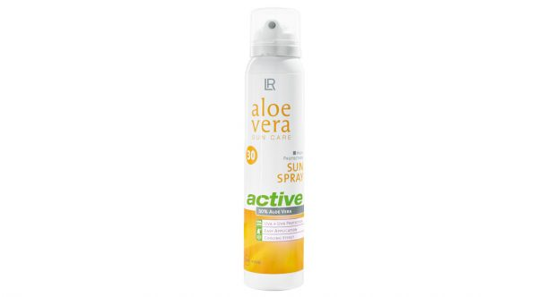 LR Aloe Vera Sun Care Spray przeciwsłoneczny Active SPF 30