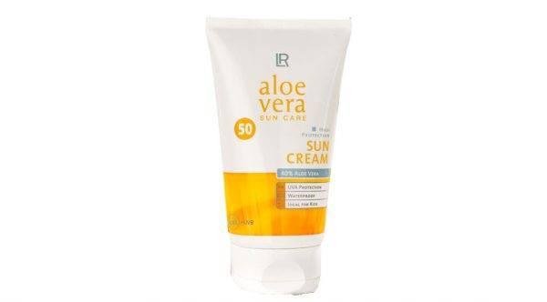 LR Aloe Vera krem przeciwsłoneczny SPF 50