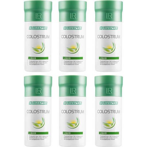 LR Lifetakt Colostrum Liquid Direct sześciopak