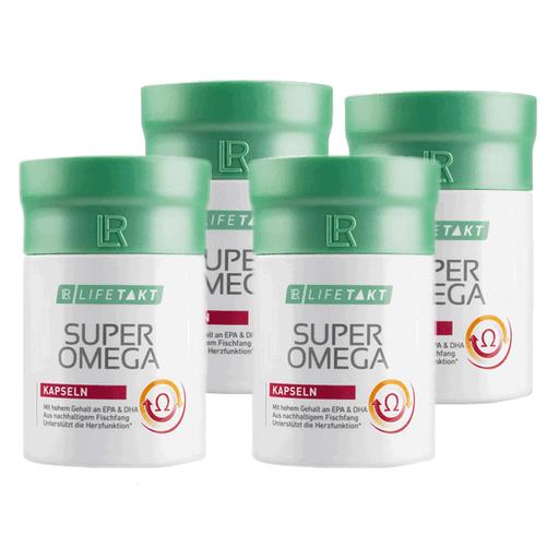 LR Lifetakt Super Omega Active czteropak