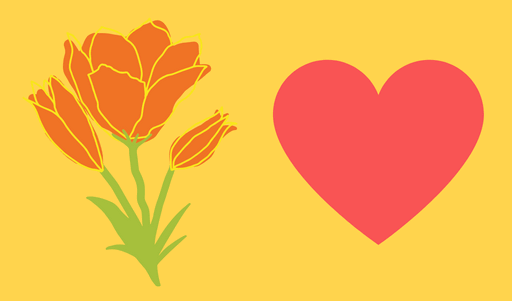 Bon róże
