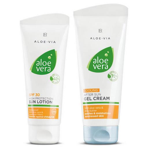 LR Aloe Vera Sun zestaw 2