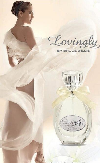 Lovingly Eau de Parfum by Bruce Willis