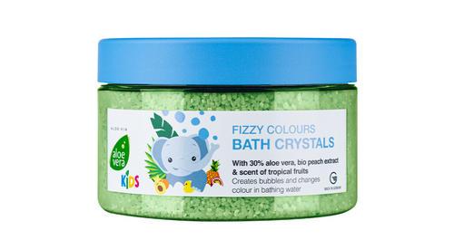 LR AV Kids Fizzy Kryształki do kąpieli