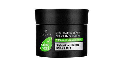 AV Men´s Essentials 2in1 Balsam do stylizacji włosów i brody