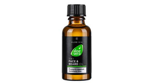 AV Men´s Essentials 2in1 Olejek do pielęgnacji twarzy i brody