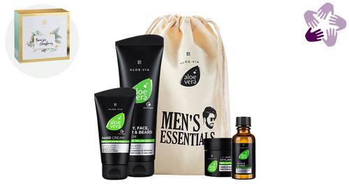 LR AV Men's Essentials Zestaw