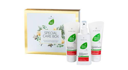 LR Aloe Vera special care box zestaw świąteczny