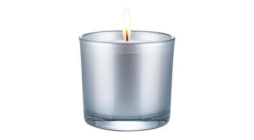 LR Świeca zapachowa Silver Glow - Cocooning Vanilla